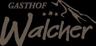 Hotel Gasthof Walcher in Dorfgastein - Logo