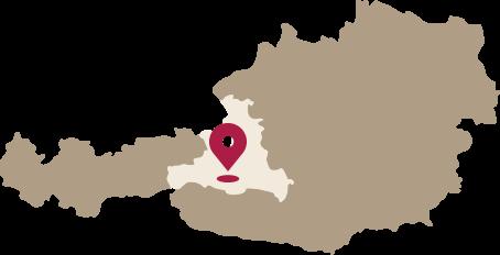Hotel Gasthof Walcher in Dorfgastein - Anfahrt Karte Gatein